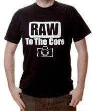 RAW to the Core T-Shirt