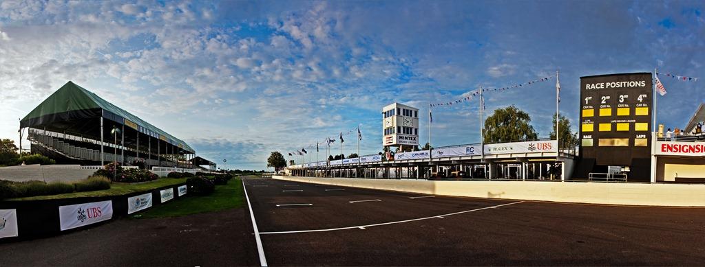 goodwood race track