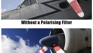 polarising filter - 1