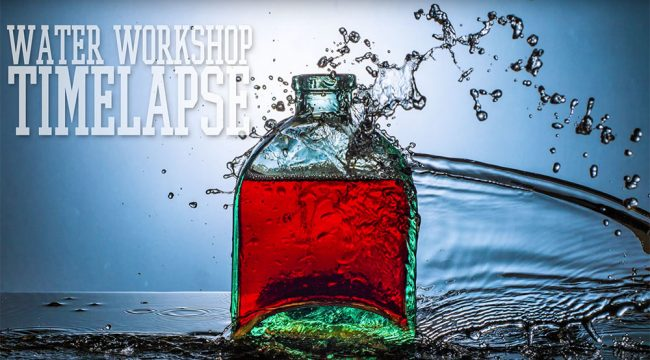 Water workshop cover