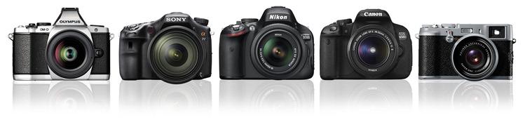 Which Camera