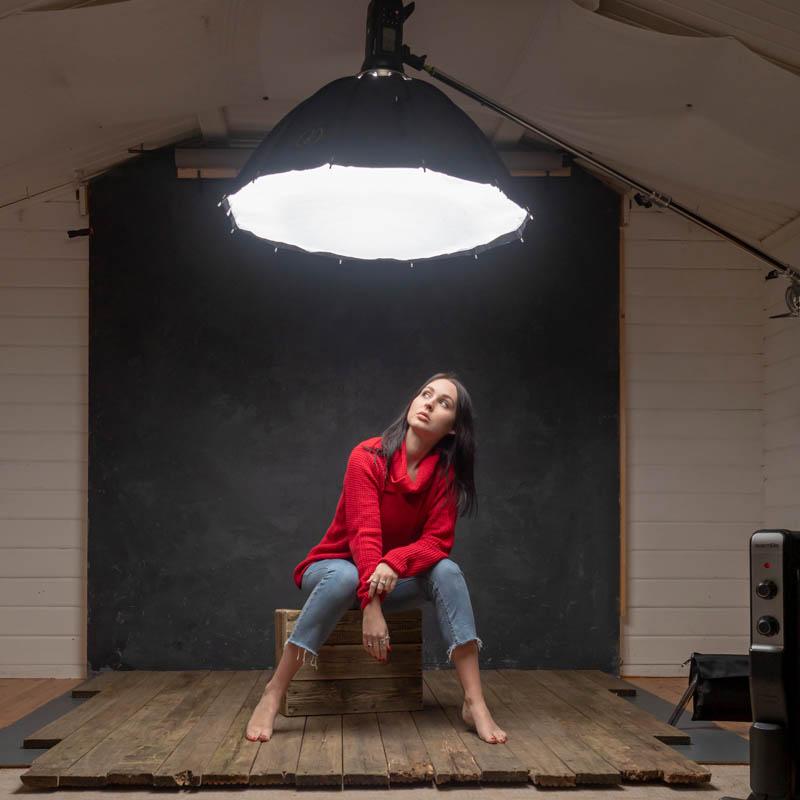 One Overhead Lighting Set Up Gavtrain